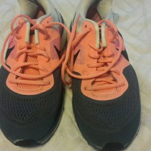 NIKE running shoes, ladies 11